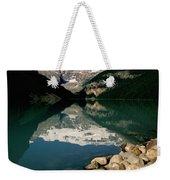 Lake Louise Iv Weekender Tote Bag