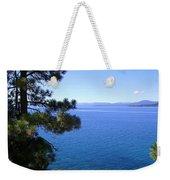 Lake Tahoe 2 Weekender Tote Bag