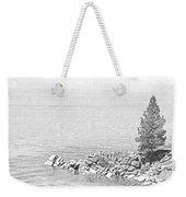 Lake Tahoe Rocky Point Weekender Tote Bag