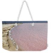 Las Coloradas Salt Flat Weekender Tote Bag