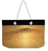 Last Rays Of Light Weekender Tote Bag