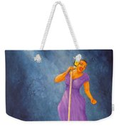Latina Jazz Diva Weekender Tote Bag