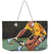 Laurent Fignon  Weekender Tote Bag