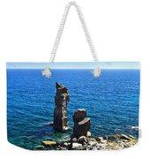 Le Colonne - San Pietro Island Weekender Tote Bag