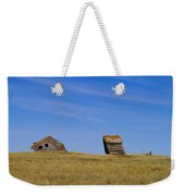 Leaning Into The Years Weekender Tote Bag by Jeff Swan