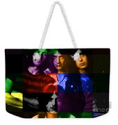 Led Zeppelin Weekender Tote Bag by Marvin Blaine