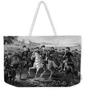Lee And His Generals Weekender Tote Bag by War Is Hell Store