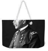 Leonard Wood (1860-1927) Weekender Tote Bag