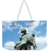 Liberation Monument Weekender Tote Bag