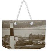 Lighthouse - Atlantic City Weekender Tote Bag