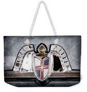Lincoln Emblem Weekender Tote Bag