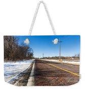 Lincoln Highway Weekender Tote Bag