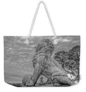 Lions Bridge East Lake Side Weekender Tote Bag
