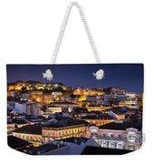 Lisbon Downtown Weekender Tote Bag