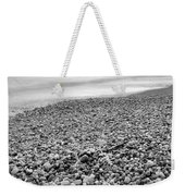 Little Stones At The Silver Sea Weekender Tote Bag