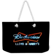 Lloyd And Harry's Weekender Tote Bag
