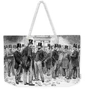 London Stock Exchange Weekender Tote Bag
