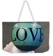 Love Letters Weekender Tote Bag