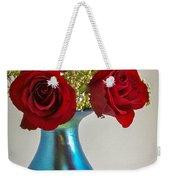 Love Red Weekender Tote Bag