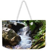 Lower Granite Falls Weekender Tote Bag