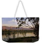 Lower Otay Lake - California Weekender Tote Bag