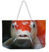 Lucky Koi 2 Weekender Tote Bag