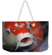 Lucky Koi 3 Weekender Tote Bag