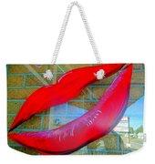 Luscious Lips Weekender Tote Bag