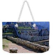 Machu Picchu Peru Weekender Tote Bag