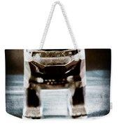 Mack Truck Hood Ornament Weekender Tote Bag