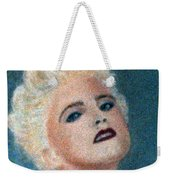Madonna The Early Years Weekender Tote Bag