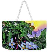 2 Mai Tais Waikiki Hawaii Weekender Tote Bag