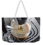 Making A Coffee Weekender Tote Bag