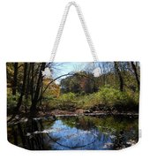 Mansfield Hollow Lake Weekender Tote Bag