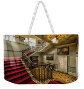 Mansion Stairway Weekender Tote Bag