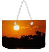 Marco Island Sunset Weekender Tote Bag
