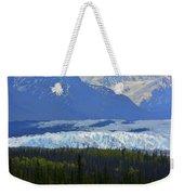 Matanuska Glacier Weekender Tote Bag