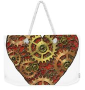 Mechanical Heart Weekender Tote Bag