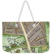 Medieval English Manor Weekender Tote Bag