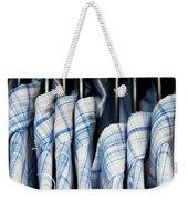 Men's Shirts Weekender Tote Bag by Tom Gowanlock