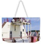 Merrimac Ferry - Wisconsin Weekender Tote Bag