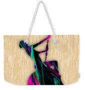 Miley Cyrus Wrecking Ball Weekender Tote Bag