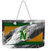 Minnesota North Stars Weekender Tote Bag