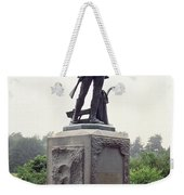 Minutemen Soldier Weekender Tote Bag