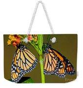 Monarch Butterflies Weekender Tote Bag