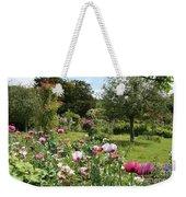 Monets Garden - Giverney - France Weekender Tote Bag