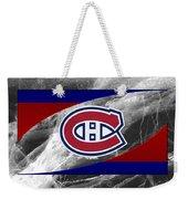 Montreal Canadiens Weekender Tote Bag