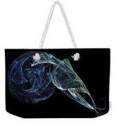 Moonlit Goose Weekender Tote Bag