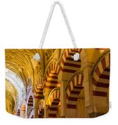 Mosque Cathedral Of Cordoba  Weekender Tote Bag