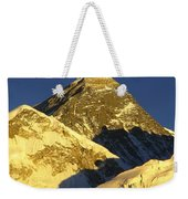 Mt Everest Weekender Tote Bag